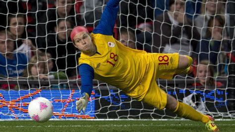 Canadian Goalkeeper Mcleod Ruled Out Of Olympics