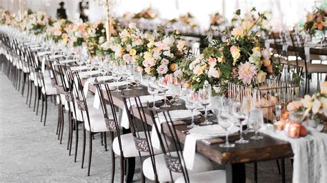 hanging wedding decor ideas martha stewart weddings