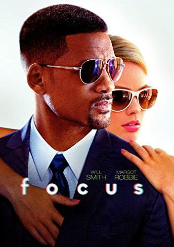 Amazon.com: Focus (2015): Will Smith, Margot Robbie