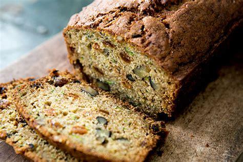 zucchini bread pictures zucchini bread with pineapple recipe simplyrecipes com