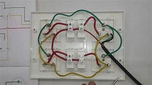 How To Make An Electric Extension Board  Inner Wiring