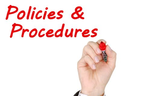 Policies & Procedures Fasttrack  Jefferson State