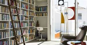 What, The, Modern, Home, Library, Looks, Like