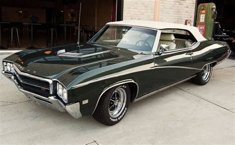 1969 Buick Gs 400 by 1969 Buick Gs 400 Convertible Oldcarnutz
