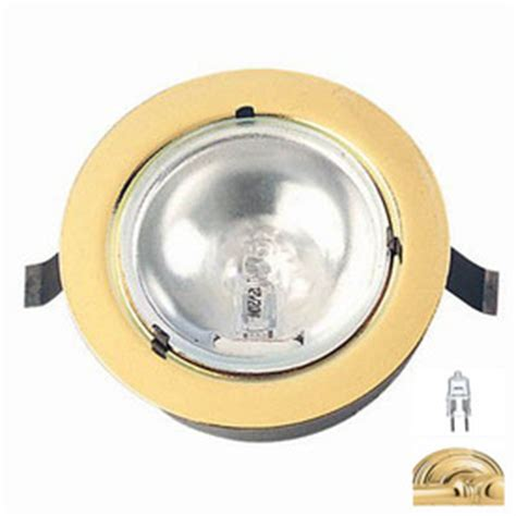 shop cal lighting 2 63 in hardwired cabinet halogen