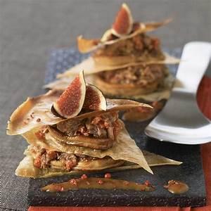 Recette Foie Gras Frais : recette mille feuille de foie gras frais au confit de ~ Dallasstarsshop.com Idées de Décoration