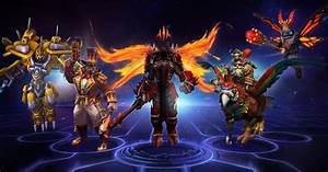Summer Championship Free To Play Heroes Event Heroes Of