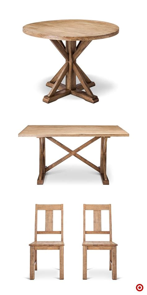 farmhouse style round dining table rustic farmhouse style meets modern memories when the gang