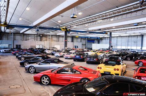 collectors car garage gtspirit visits elite garage part 2 gtspirit