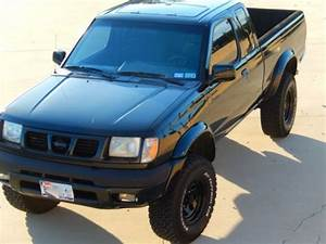 Sell Used 1999 Nissan Frontier V6 4x4 Ext Cab 5 Speed