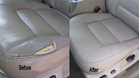 Leather Interior Repair by Auto Leather Or Cloth Repair Replacement Autolines