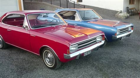 Opel Coupe by Opel Rekord C Coupe