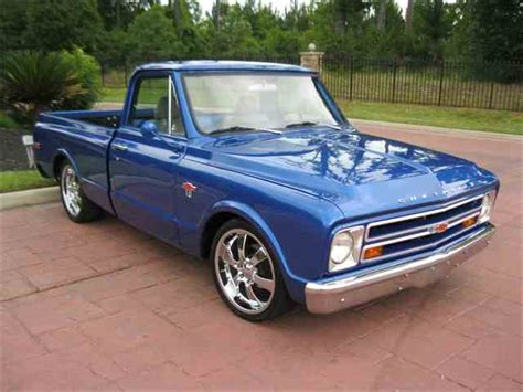 1968 chevrolet c k 10 for sale on classiccars