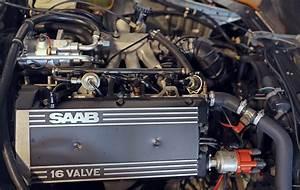 Saab H Engine