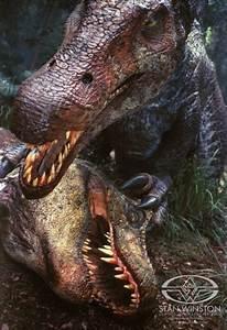 Gallery For > Tyrannosaurus Rex Jurassic Park 3