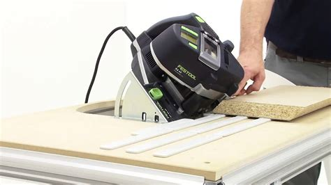 festool tv uk edge bander ka  applying edging  bevel edged boards youtube