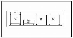 Dacia 1307 - Fuse Box Diagram
