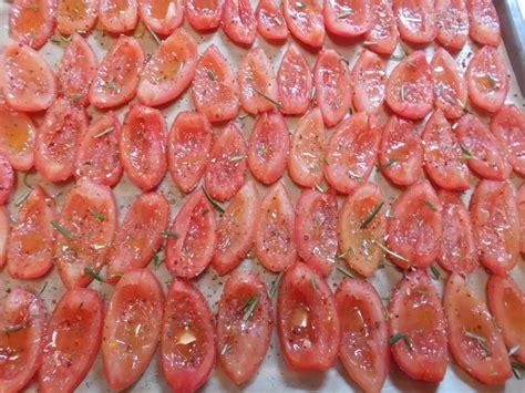 basilikum trocknen im backofen tomaten trocknen im backofen in 214 l mit kr 228 utern als antipasti einlegen
