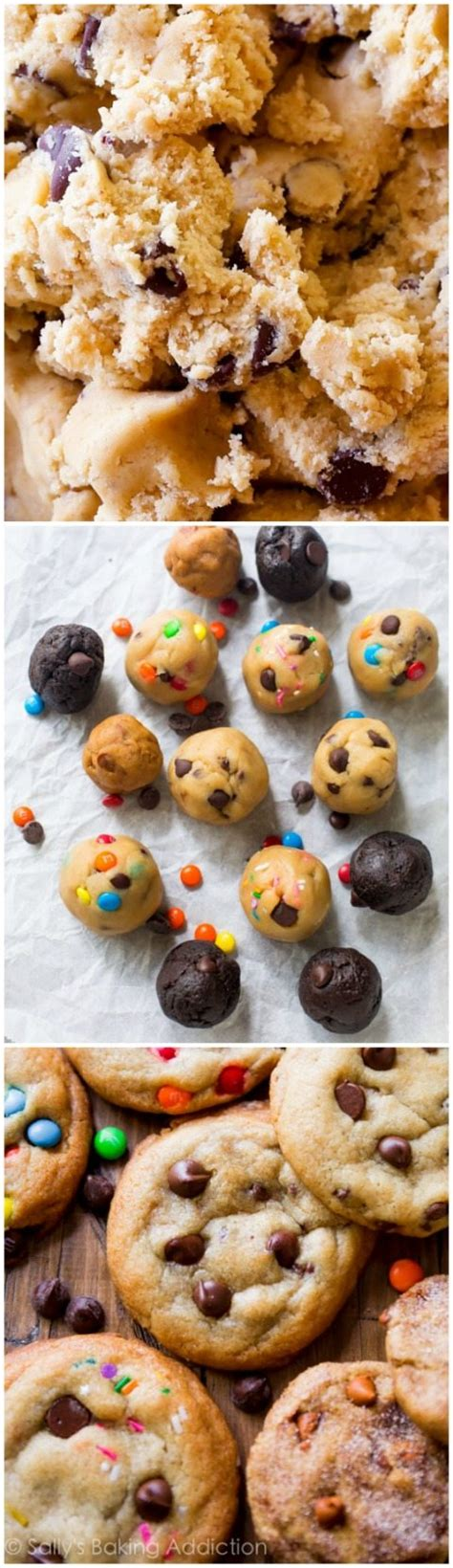 Decorated christmas tree cookies recipe. How to Freeze Cookie Dough - Sallys Baking Addiction