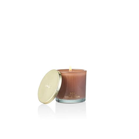 5.0 out of 5 stars based on 4 product ratings(4). Fresh Coffee Mini Candle Soy (gold) 20hr