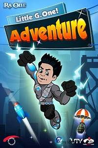 Play Ra One Game on Android with Little G.One App from Red ...