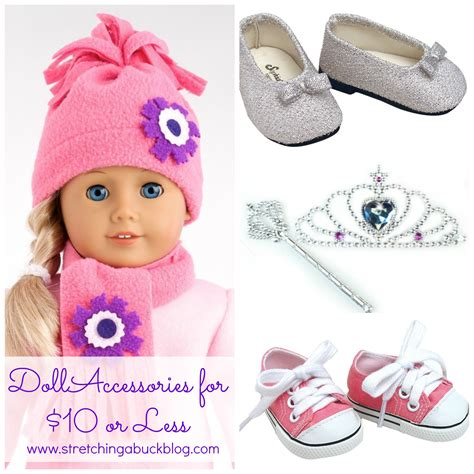 girl accessories 10 american girl doll for 10 or less