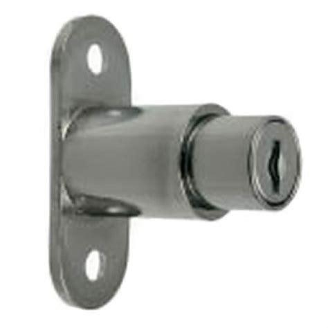 Sliding Cabinet Door Lock by Sliding Glass Door Lock Showcase Lock With Two
