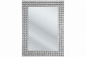 Miroir Rectangulaire Pas Cher : miroir d co en strass achat miroir design pas cher declikdeco ~ Teatrodelosmanantiales.com Idées de Décoration