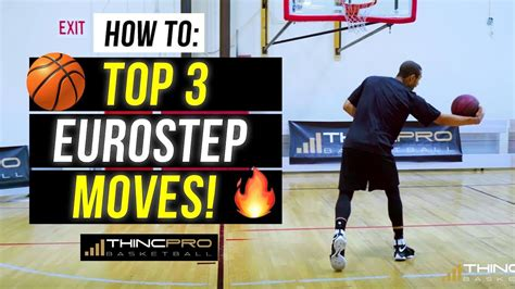 top  eurostep moves  basketball players