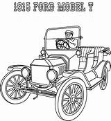 Coloring Ford Pages Colouring Raptor 1915 Truck Lifted Outline F150 Iron Getcolorings Printable Divyajanani sketch template