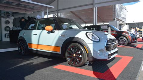 Modifikasi Mini Cooper Blue Edition by Mini Cooper S Hardtop Blue Is All About Style At Sema