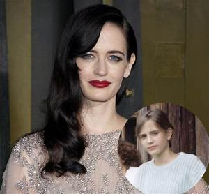 Pictures : Celebrities Who Have Twins - Eva Green Twin Joy
