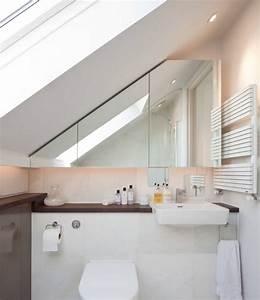 Waschbecken Kleines Badezimmer : kleine badezimmer mit dachschr ge zur wellness oase ~ Sanjose-hotels-ca.com Haus und Dekorationen