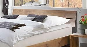 Bett Kopfteil Holz : boxspringbett mexiana aus massivholz wildeiche mit einlegesystem ~ Sanjose-hotels-ca.com Haus und Dekorationen