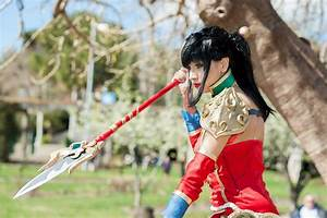Warring Kingdoms Nidalee cosplay by Elifissa on DeviantArt
