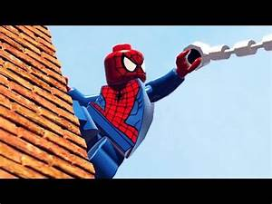 LEGO Marvel Super Heroes 3D The Movie Game 3 - Hawk-Eye ...