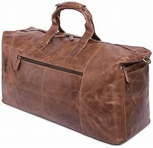 Reisetasche Aus Leder : leabags sydney reisetasche aus echtem b ffel leder im vintage look crazyvinkat ~ Somuchworld.com Haus und Dekorationen