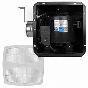 Bv ultra quiet 90 cfm 07 sone bathroom ventilation and for 2100 hvi bathroom fan