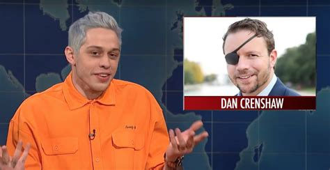 Crenshaw Reminds Us Pete Davidson Shouldn't Apologize For ...