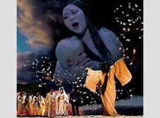 Puccini's Madama Butterfly and Handel's Giove in Argo