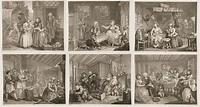 A Harlot's Progress – William Hogarth   H&H