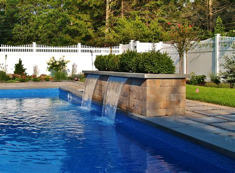 swimming pool features pool features 28 images water features traditional