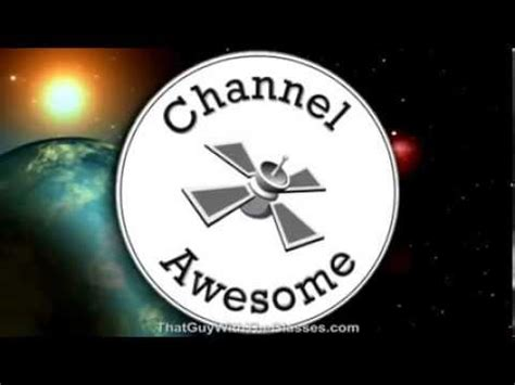 Channel Awesome Logo Youtube