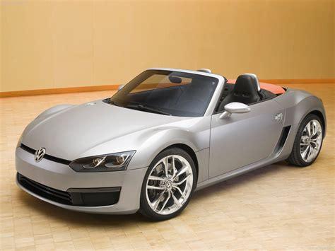 bluesport, Concept, Volkswagen, Cars, Convertible, 2009 ...