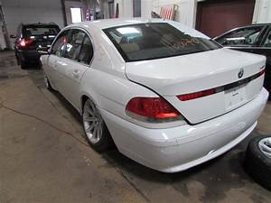Parting Out 2004 Bmw 745i - Stock   160073