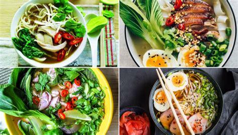 Rāmen, tom kha un citas eksotiskas zupas: 20 receptes ...