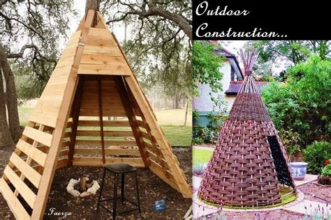diy inspire teepee mother nature teepee diy fuerza