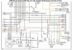 2014 Nissan Sentra User Wiring Diagram
