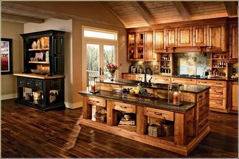 Pros and Cons of Hickory Cabinets ? Cabinets, Beds, Sofas