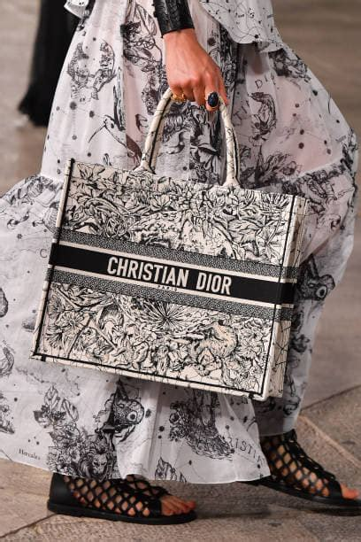 dior cruise  runway bag collection spotted fashion